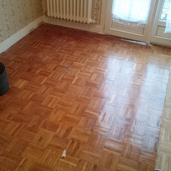 poncage parquet chene meilleures images d 39 inspiration On parquet renovation