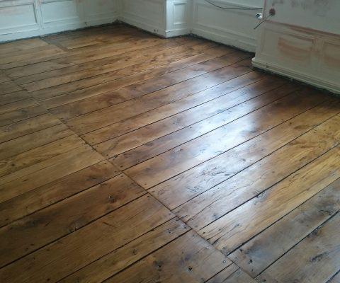 Rénovation plancher ancien