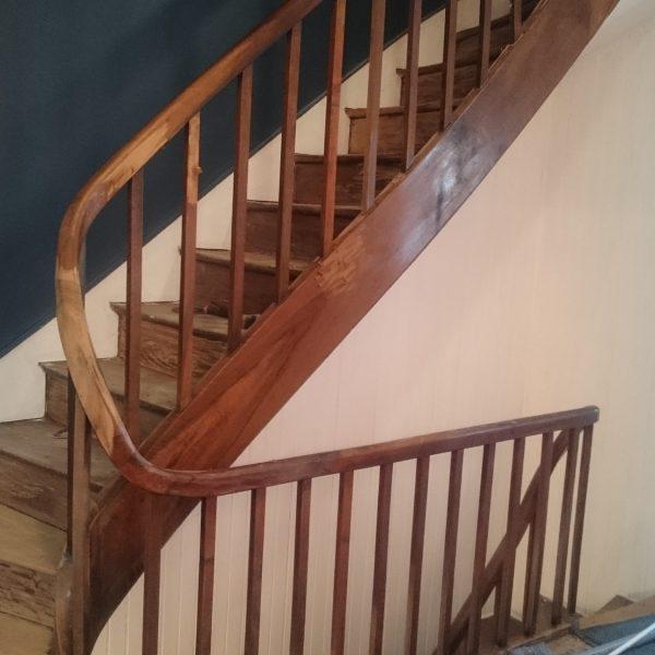 escalier ormeau