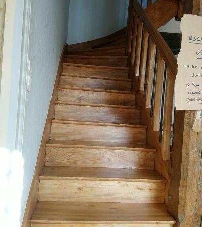 Rénovation Escalier Ormeau