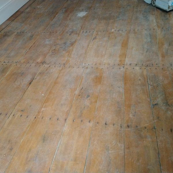 Rénovation Plancher Peuplier